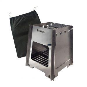 Calentador biomasa BIO-02
